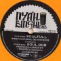 """(7"""") IDREN NATURAL I&I ONENESS - SOULFULL / SOUL DUB"""