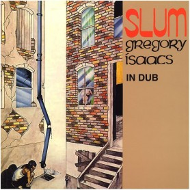 (LP) GREGORY ISAACS - SLUM IN DUB