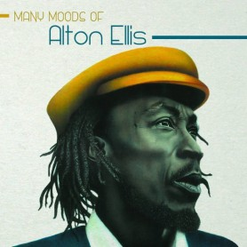 (LP) ALTON ELLIS - MANY MOODS OF ALTON ELLIS