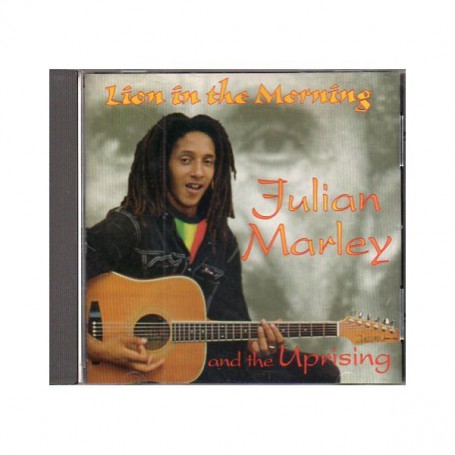 (CD) JULIAN MARLEY AND THE UPRISING - LION IN THE MORNING