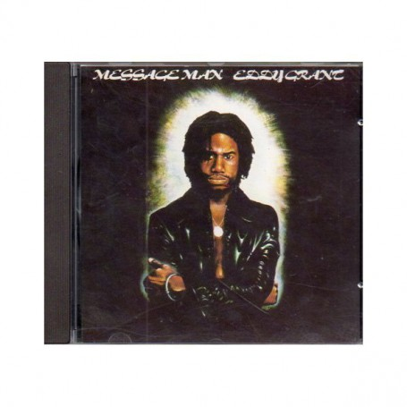 (CD) EDDY GRANT - MESSAGE MAN