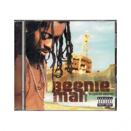 (CD) BEENIE MAN - TROPICAL STORM
