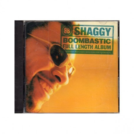 (CD) SHAGGY - BOOMBASTIC
