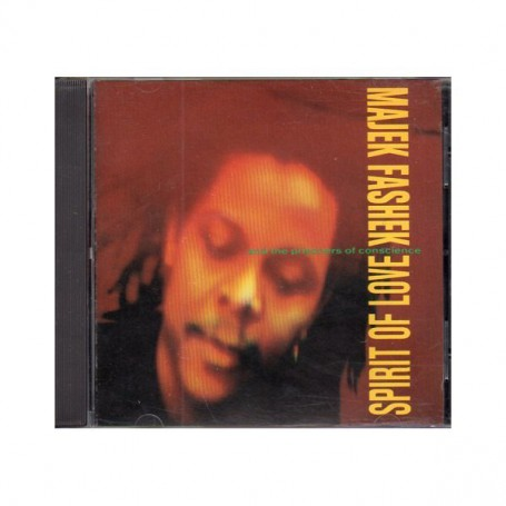 (CD) MAJEK FASHEK - SPIRIT OF LOVE