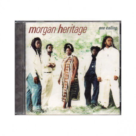 (CD) MORGAN HERITAGE - ONE CALLING