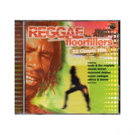 (CD) VARIOUS ARTISTS - REGGAE FLOORFILLERS