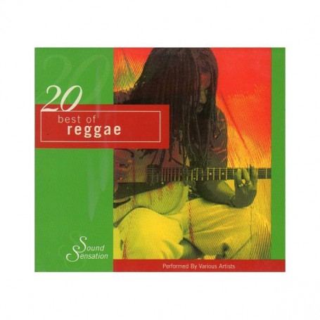 (CD) VARIOUS ARTISTS - 20 BEST OF REGGAE