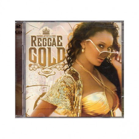 (2xCD) VARIOUS ARTISTS - REGGAE GOLD 2008