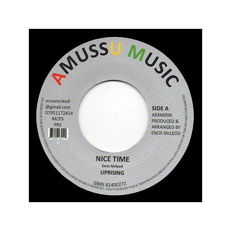 "(7"") UPRISING - NICE TIME / VERSION"