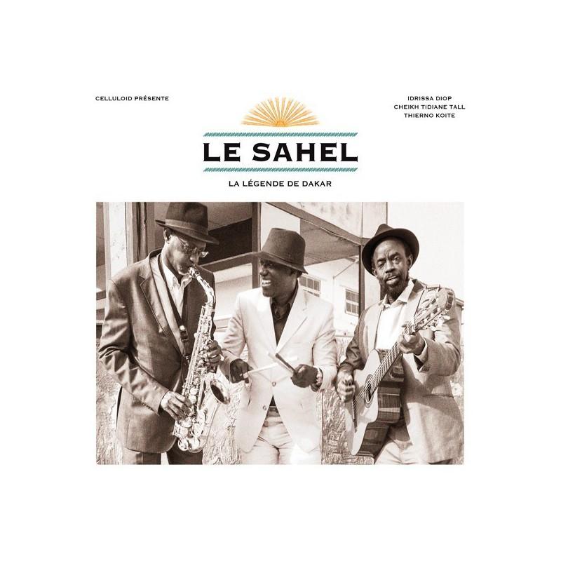 (CD) LE SAHEL - LA LEGENDE DE DAKAR