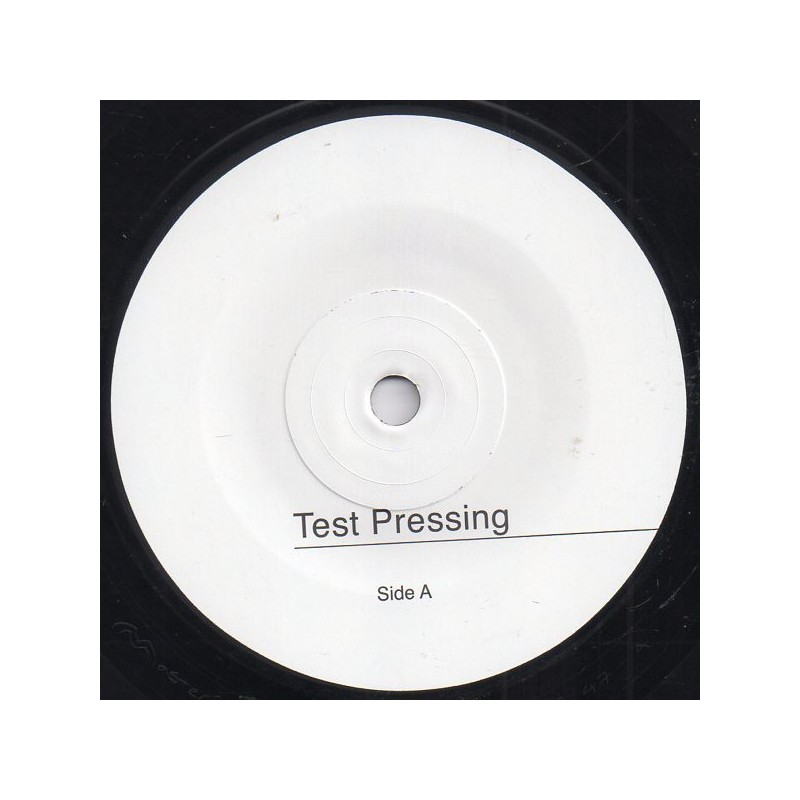 """(7"""") ALRIC FORBES - MORNING TRAIN (TEST PRESS)"""