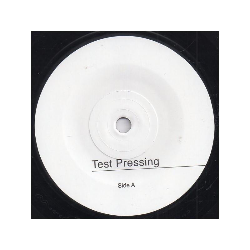(LP) TETRACK - LET'S GET STARTED (TEST PRESS)