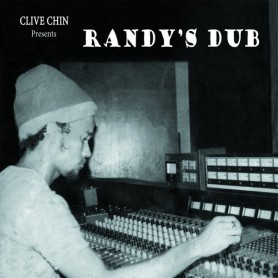 (LP) CLIVE CHIN PRESENTS RANDY'S DUB - IMPACT ALL STARS
