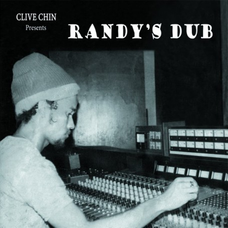 (LP) CLIVE CHIN PRESENTS RANDY'S DUB - IMPACT ALL STARS
