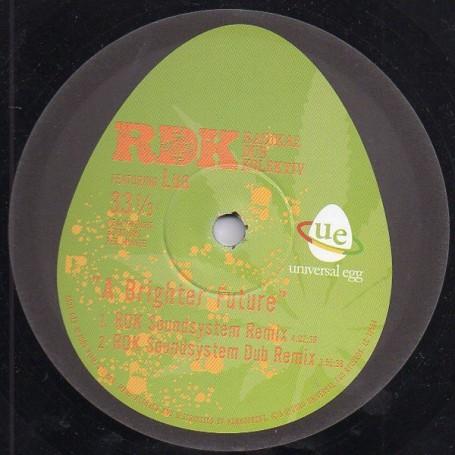 "(10"") RDK Feat LUA - A BRIGHTER FUTURE"