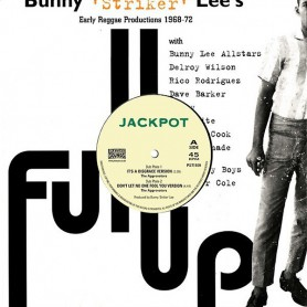 "(10"") BUNNY LEE & FRIENDS - 4 TRACK DUB PLATE 10"