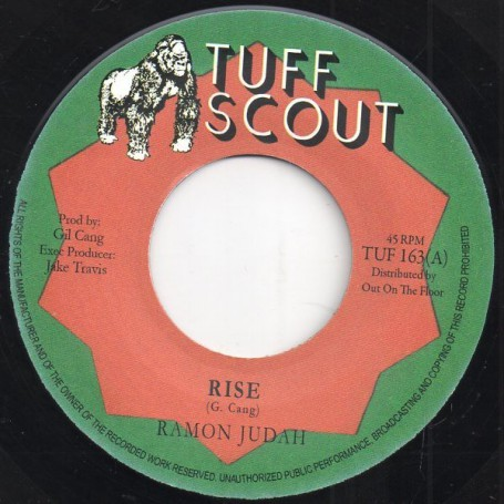 "(7"") RAMON JUDAH - RISE / VERSION"