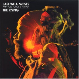 (LP) JASHWHA (JOSHUA) MOSES WITH FULL FORCE & POWER - THE RISING