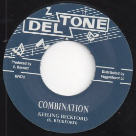 "(7"") KEELING BECKFORD - COMBINATION / VERSATILES - ACTION LINE"