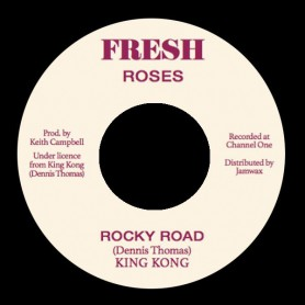 "(7"") KING KONG - ROCKY ROAD"
