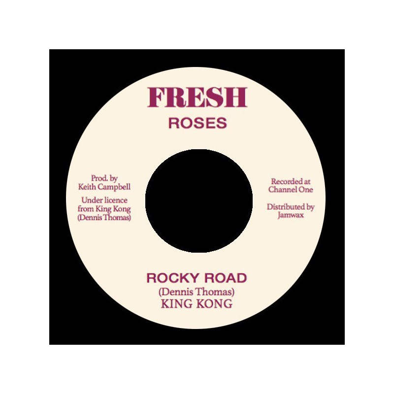 "(7"") KING KONG - ROCKY ROAD"