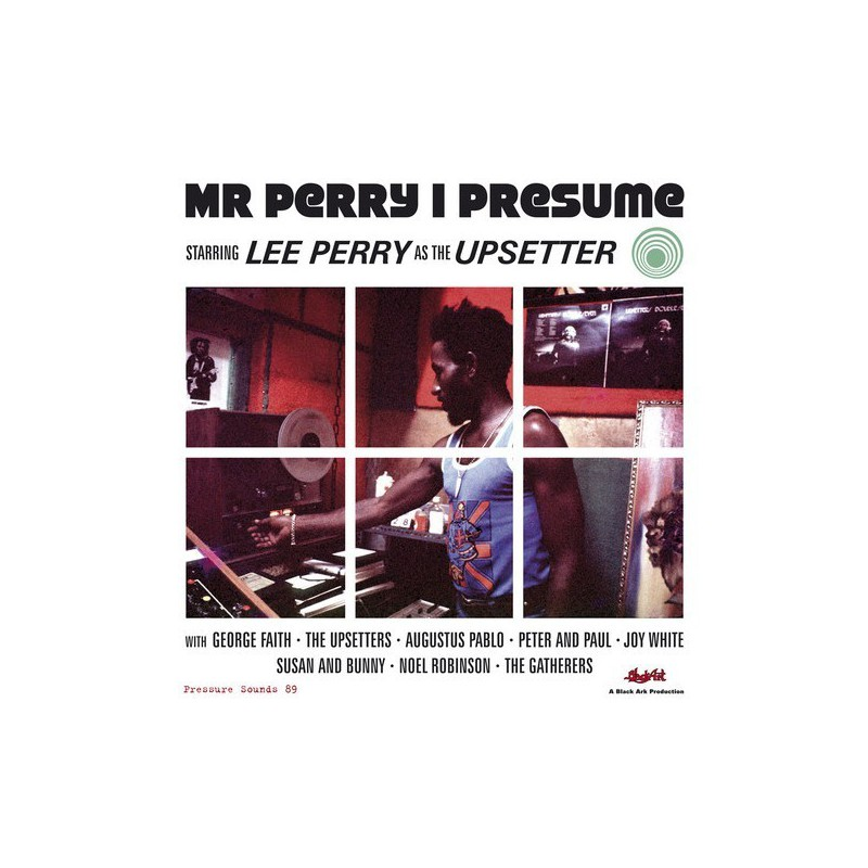 (2xLP) LEE PERRY - MR PERRY I PRESUME