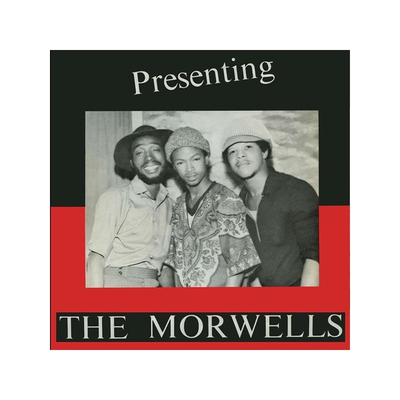 (LP) THE MORWELLS - PRESENTING THE MORWELLS