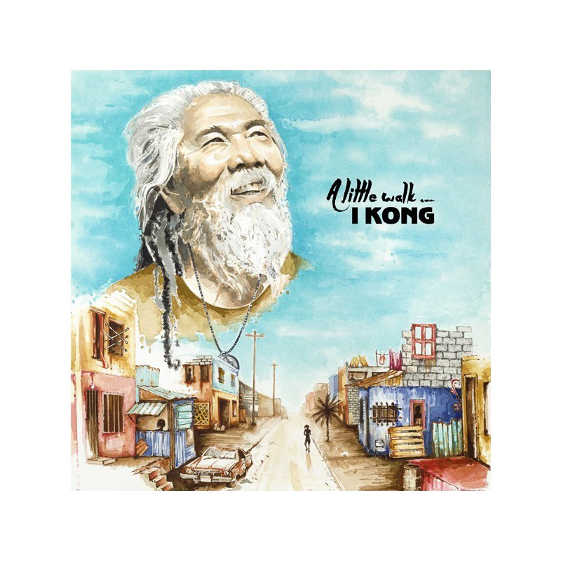 (CD) I KONG - A LITTLE WALK