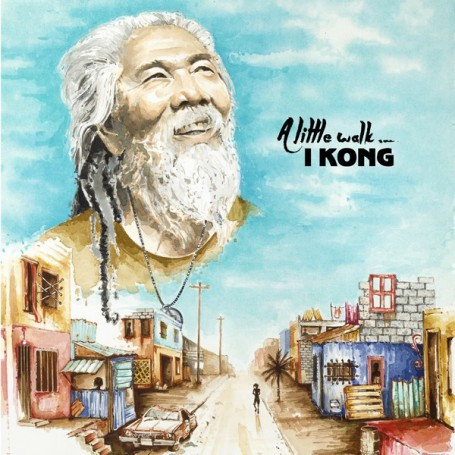 (CD) I KONG - A LITTLE WALK