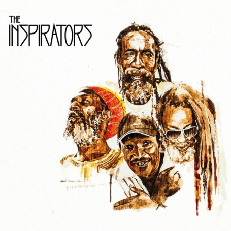 "(LP) THE INSPIRATORS : LEROY ""HORSEMOUTH"" WALLACE, LLOYD PARKS, EARL ""CHINNA"" SMITH, SANGIE DAVIS"