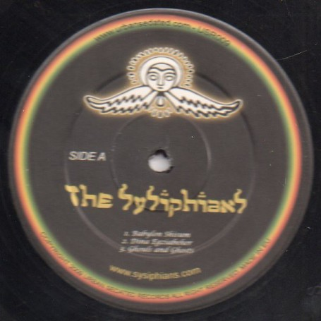 "(12"") THE SYSIPHIANS - BABYLON SHISUM / UNTIL YOU ASHES"