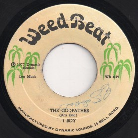 "(7"") I ROY - THE GODFATHER / VERSION"