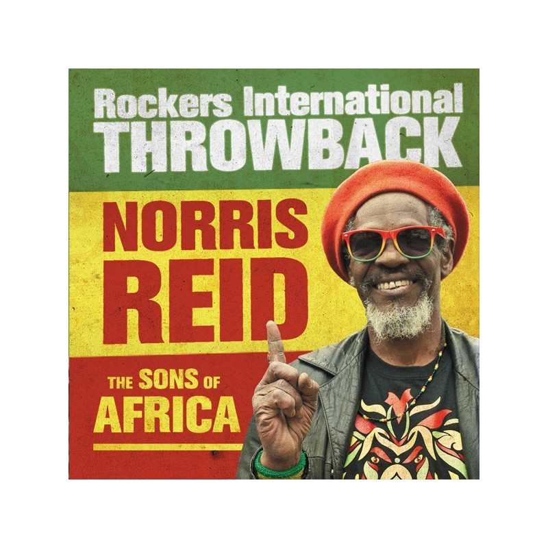 (LP) NORRIS REID - ROCKERS INTERNATIONAL THROWBACK