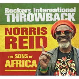(CD) NORRIS REID - ROCKERS INTERNATIONAL THROWBACK