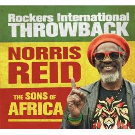 (CD) NORRIS REID - ROCKERS INTERNATIONAL THROWBACK