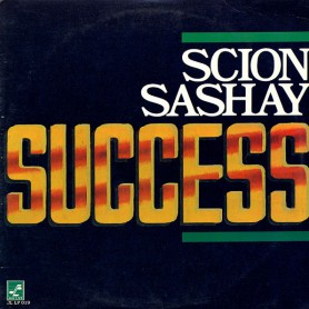 (LP) SCION SUCCESS - SASHAY (180g)