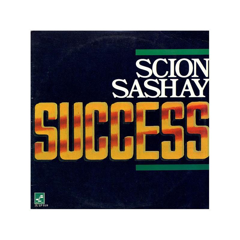 (LP) SCION SUCCESS - SASHAY (180g)