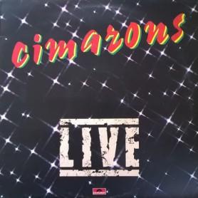 (LP) CIMARONS - LIVE
