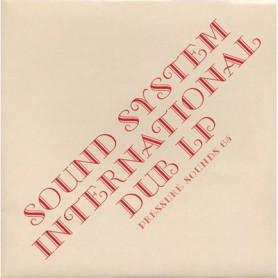 (LP) KING TUBBY, CLANCY ECCLES ALL STARS - SOUND SYSTEM INTERNATIONAL DUB LP