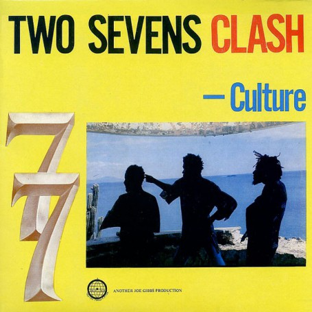 (LP) CULTURE - TWO SEVENS CLASH