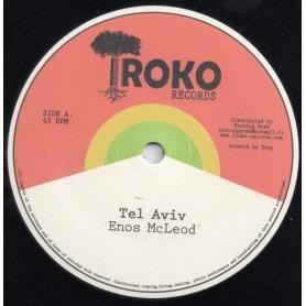 """(12"""") ENOS McLEOD - TEL AVIV + MASSICER DUB"""