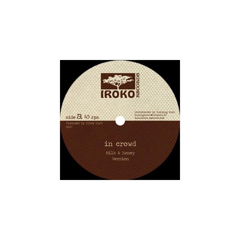 """(12"""") IN CROWD - MILK & HONEY / AZUL - BITTER SWEET"""
