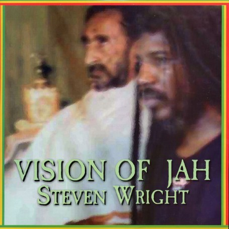 "(12"") STEVEN WRIGHT - VISION OF JAH"