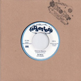 "(7"") BOB MARLEY - NATURAL MYSTIC / VERSION"