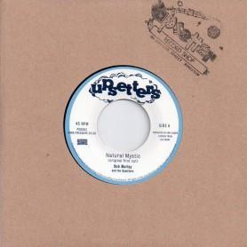 """(7"""") BOB MARLEY - NATURAL MYSTIC / VERSION"""