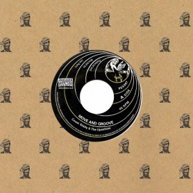 """(7"""") COUNT STICKY & THE UPSETTERS - MOVE AND GROOVE / SOUL BOUNCE"""