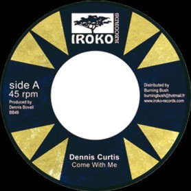 "(7"") DENNIS CURTIS - COME WITH ME"