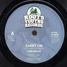 "(7"") FIKIR AMLAK - CARRY ON / VERSION"