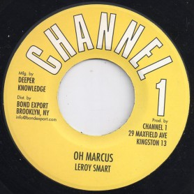 "(7"") LEROY SMART - OH MARCUS / VERSION"