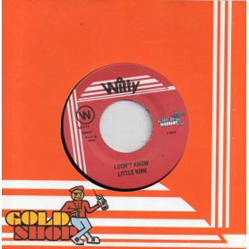 "(7"") LITTLE KIRK - I DON'T KNOW"